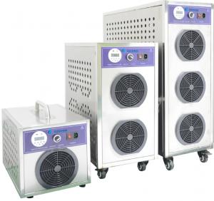 Φορητές συσκευές για απολύμανση κι απόσμηση με όζον σε χώρους μέχρι 2.000 m3